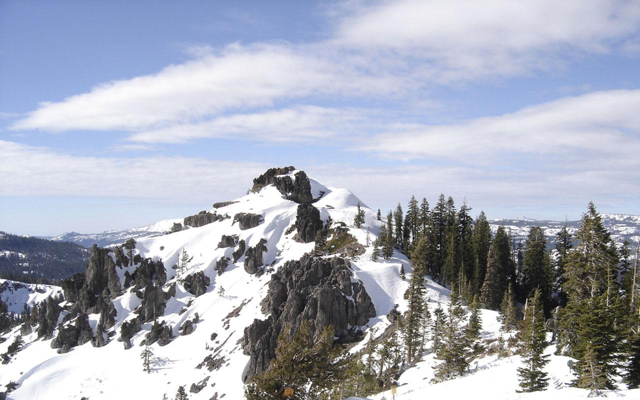 Sugar Bowl, California - Crow's Next from Mt Disney Wallpaper #4 1280 x 800