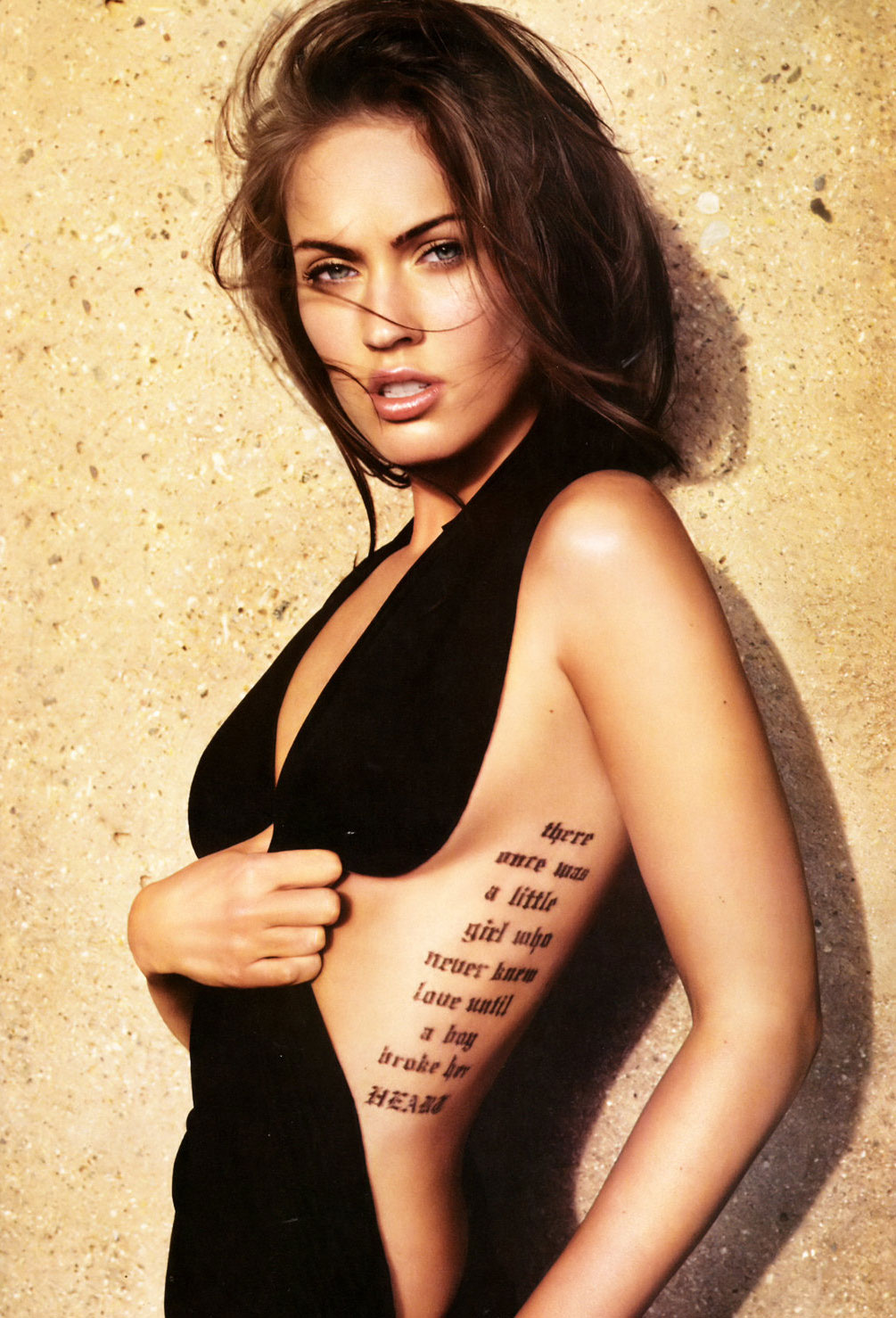 Actresses With Tattoos